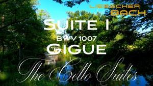 CS I Gigue Cover